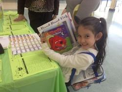 CDA, child development association, scholastic book fair